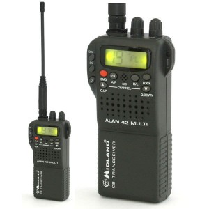 CB RADIO MIDLAND - ALAN 42 MULTI