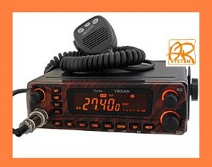 CB RADIO YOSAN JC3031M TURBO B.