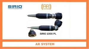CB Antena SIRIO TURBO 1000 PL BLUE
