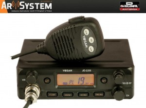 CB RADIO YOSAN JC - 2205