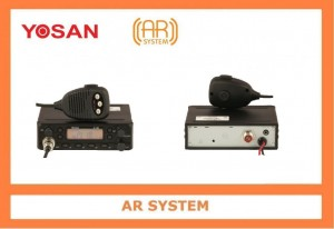 CB RADIO YOSAN JC 650